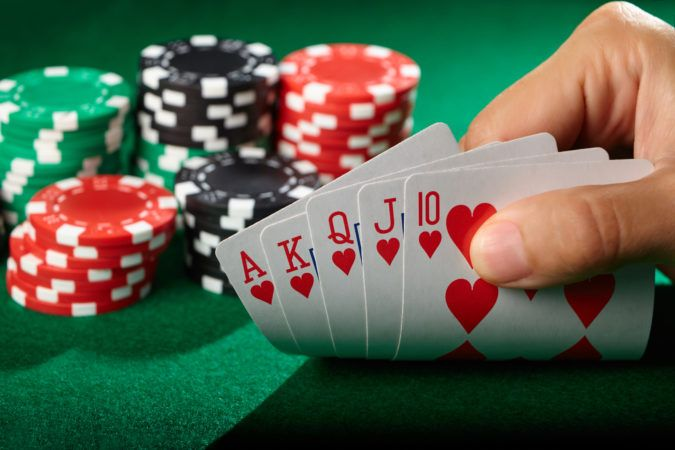 Playing Online Betting